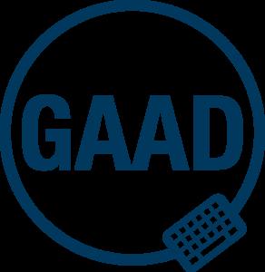 GAAD Logo.